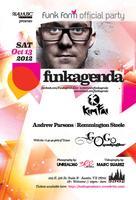 Funkagenda & Kim Fai @ Kingdom [10.13]