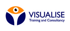 Visualise Training and Consultancy and Orbita Black  logo
