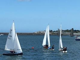 IDRA Coaching session (supported by Sailing Ireland)