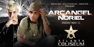 Arcangel & Noriel :: LIVE in Concert