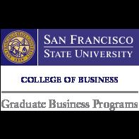 San Francisco State University Graduate Business Programs logo