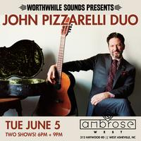 WORTHWHILE SOUNDS PRESENTS: John Pizzarelli Duo -...