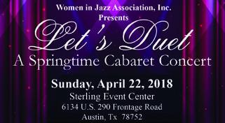 Let's Duet:  A Springtime Dinner Concert
