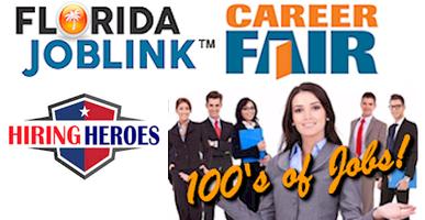 OCALA / GAINESVILLE CAREER FAIR - FLORIDA JOBLINK