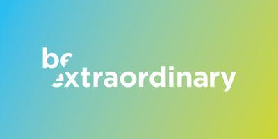 Be Extraordinary Talk Series   May 17