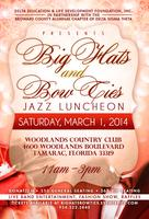 2nd Annual Big Hats & Bow Ties Jazz Luncheon