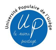 Université Populaire de l'Uzège logo