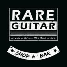 Rare Guitar Bar logo