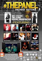 #ThePanel (Engineer Ed.) 1/26 Threadz Boutique