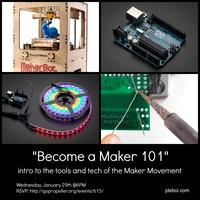 Become a Maker 101