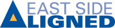 East Side Aligned logo