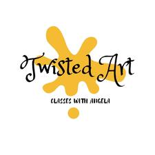 Twisted Art Parties logo