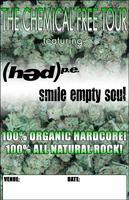Smile Empty Soul - The Chemical Free Tour - Tulsa, OK