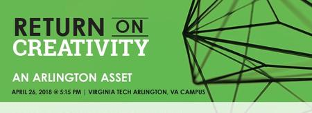 Return on Creativity: An Arlington Asset