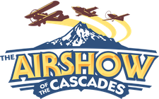 Airshow of the Cascades presented by Budweiser and Western Beverage logo
