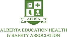 Alberta Education Health and Safety Association (AEHSA) logo