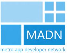 MADN Belgium logo