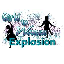 Girls to Women Explosion logo