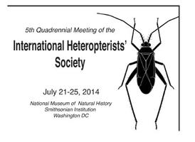 Fifth Quadrennial Meeting of the International...