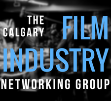 The Calgary Film Industry Networking Group logo