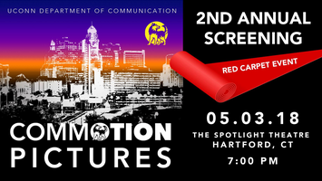 COMMotion PICTURES - Second Annual Screening