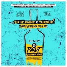 Henny & Paint logo