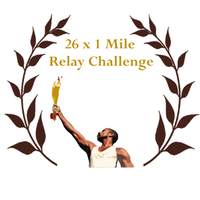 2014 West Philly Runners 26 x 1mile Relay Challenge