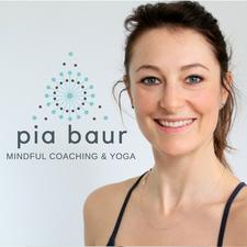 Pia Baur - Mindful Coaching & Yoga logo