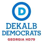 Dekalb Dems GA House District 79 Committee logo