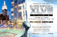 Superbowl Sunday at Gansevoort Park Rooftop!
