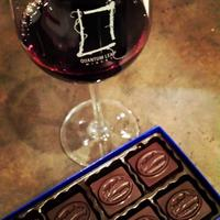 Wine and Chocolate Perfectly Paired