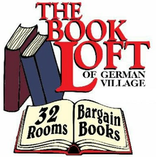 The Book Loft of German Village logo