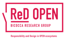ReD Open Bicocca Research Group logo