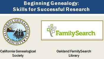 Beginning Genealogy: Skills for Successful Research