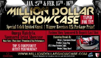 Grammys Celebrity Gifting Suite and Million Dollar Show...