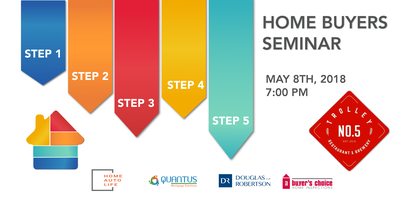 First Time Home Buyers Seminar