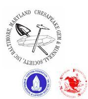Chesapeake Gem, Mineral, Jewelry & Fossil Show