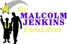 The Malcolm Jenkins Foundation logo