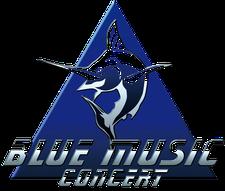 Bluemusic Concert logo