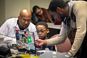 The 16th Annual Black Family Technology Awareness Day...