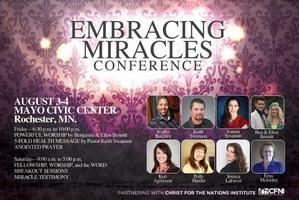 EMBRACING MIRACLES CONFERENCE