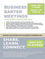 Business Barter Meeting