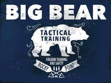 Big Bear Tactical Training logo