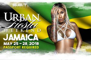 Urban Fiesta 2018 In Jamaica Party Pass( Memorial Day...