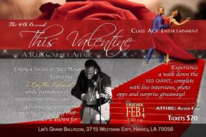 4th Annual This Valentine: A Red Carpet Affair