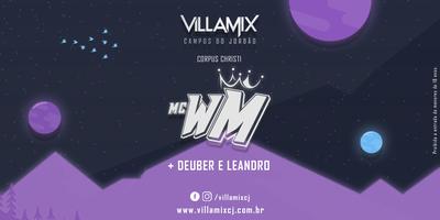 Villa Mix Campos - Mc WM + Deuber & Leandro