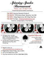 Spinning Spades Tournament