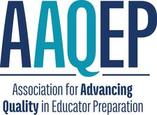 Association for Advancing Quality in Educator Preparation logo