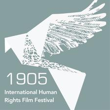 1905 International Human Rights Film Festival logo