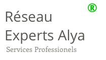 Réseau Experts Alya logo